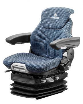 Maximo H XXL Stof blauw/zwart 12V